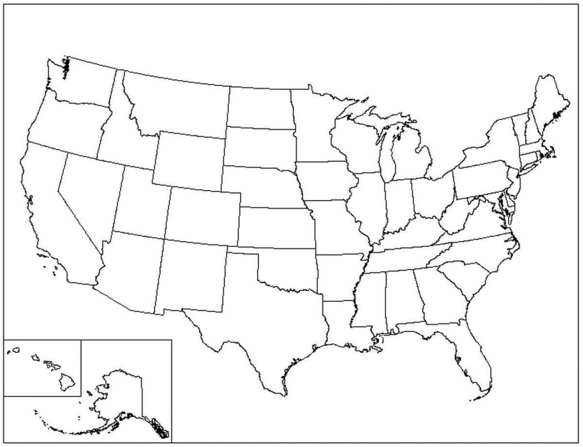 Oss Karta Quiz Karta Av Oss Fragesport Nordamerika Och Nord Och